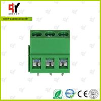 Wholesale Electrical terminal block Wire Range 26- 14 AWG -40℃ ~ +105℃ Temprature from china suppliers