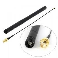 Wholesale Dual Band GSM Indoor Ceiling Antenna SMA Omni Directional External 3DBI 2.4GHz 5GHz from china suppliers