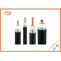 Wholesale 50 ohm RF coaxial cable 1/2''  feeder cable with CE RoHS UL from china suppliers