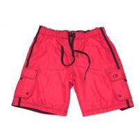 Wholesale TR Men's Cargo Elastic Waist Swim Short from china suppliers