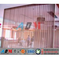 high grade decorative metal curtain