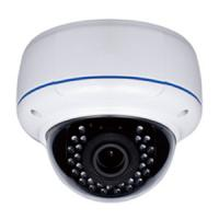 China 5.0Mp HD Water-proof & Vandal-proof IR Network Dome Camera on sale