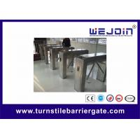 Wholesale Intelligent Stainless Steel Tripod Turnstile Doule Passageway from china suppliers