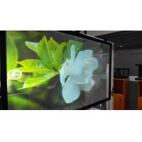 Wholesale Transparent Touch holographic rear projection film Vinyl Fabric Lamination from china suppliers