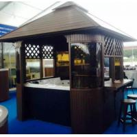 Buy cheap Monalisa M-902 Luxury Polystyrene Gazebo/Canopy/Bower/Hot Tub Shelter/Patio from wholesalers