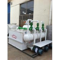 Buy cheap RPP  water injection vacuum pump set from wholesalers