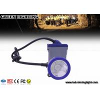 Buy cheap Customized Safety Coal Mining Lights with Rechargeable 6.6Ah Lithium Ion Battery from wholesalers