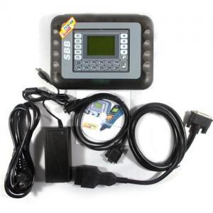 Wholesale SBB key Programmer, sbb car key programming machine,sbb key programmer v33.02 from china suppliers