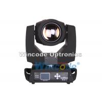Quality Scene Rendering Lighting 7R 230W Beam Moving Head Gobo Light Color Mixing Rainbow Effect for sale