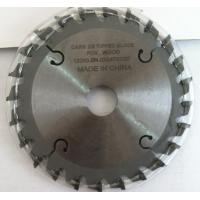 Wholesale Diameter 120*Kerf 3.0/4.0*Teeth 24T*Hole 20mm TCT Carbide Tipped Scoring Sawblade from china suppliers