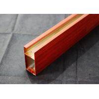 Wholesale False Strip Linear Indoor Metal Ceiling Panels Aluminum For Building Decorative Material from china suppliers