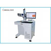 Wholesale Air Cooled 110*110mm Desktop Metal Keyboard Fiber Laser Marking Machine 20w from china suppliers