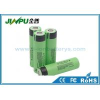 Wholesale Green Power 3.7V 18650 Lithium - Ion Battery Cell 3400Mah With PCB from china suppliers
