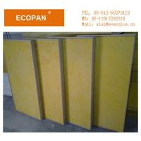 Wholesale Light Weight Fiberglass Reinforced Wall Panel Stable Perforative Acoustic from china suppliers