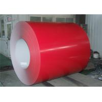 Wholesale Color Cold Rolled Steel Sheet ,Pre Painted Galvalume Steel Coil Anti Erosion from china suppliers
