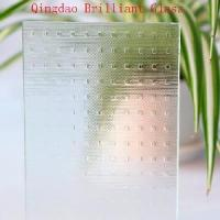 Wholesale Clear Millenium Pattern Glass from china suppliers