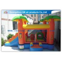 Wholesale Kids Bounce House Inflatable Patrol Jumping Castle With Slide Combo For Party from china suppliers