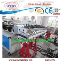 Wholesale 28T Plastic Board Production Line With Plastic - Wood Compounded Finished from china suppliers