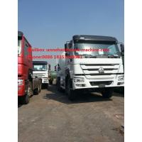 Wholesale Concrete Mixing Equipment SINOTRUK HOWO7 12CBM 336HP 6X4 LHD ZZ1257N4048W With Italy pto from china suppliers