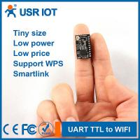 Wholesale [USR-WIFI232-T] Low power Tiny size UART serial to wireless wifi module for network data from china suppliers