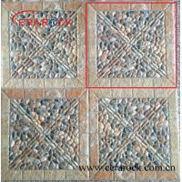 Wholesale pebble stone ceramic tiles from china suppliers
