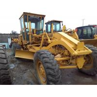 Wholesale CAT 12G motor grader Used Caterpillar 15 ton road grader from china suppliers