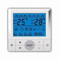 Wholesale Digital Room Thermostat with NTC Sensor and LCD Display from china suppliers