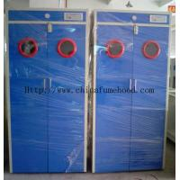 Wholesale Two Gas Cylinder Cabinet With  Automatic Alarm System For Storage Gas Cabinet from china suppliers