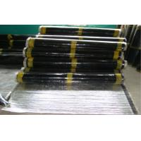 Buy cheap Single Side Waterproof Membranes Self-Viscous With Aluminum Cover , SBS Elastomeric from wholesalers