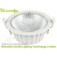 Wholesale 470lm 7watt  Commercial Cree Led Downlights 4 Inch , High Shock / Vibration Resistant from china suppliers