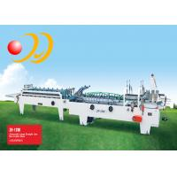 Wholesale Large Straight Line Box Folder Gluer Machine Automatic Low Debugging from china suppliers