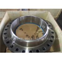 Wholesale Non-Standard  Or Customized Stainless Steel Flange PED Certificates ASME / ASTM-2013 from china suppliers