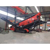 Wholesale Recycled Materials Mobile Crushing Plant Crawler Type Mobile Screening Plant from china suppliers
