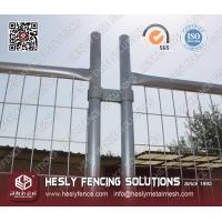 HESLY temporary fence clamps