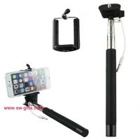 Wholesale Universal Extendable Handheld Mobile Phone Monopod Camera Tripod Phone Holder Stick from china suppliers