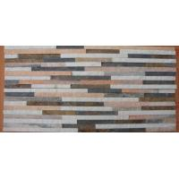 Wholesale Multicolor Natural Stone Waterfall Shape Ledgestone,Real Stone Panel,Thin Stone Veneer for Wall from china suppliers