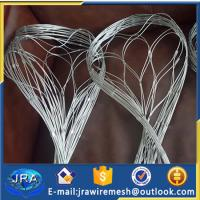 ss304 Stainless steel Cable mesh for Bag/Anti-theft wire rope bag mesh