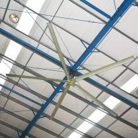 Buy cheap 3 Years Warranty Industrial Air Cooling Fan HVLS Ceiling Fan from wholesalers