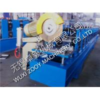 Wholesale automatic metal steel roller Shutter Door Roll Forming Machine 0.2-0.8mm Thickness from china suppliers