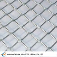 China Aluminum Diamond Grille for Security Window/Doors Mesh | 67 mmx84 mm on sale