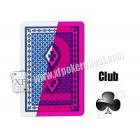 Wholesale Japan Angel Marked Playing Cards For UV Contact Lenses / Gambling / Poker Cheat from china suppliers