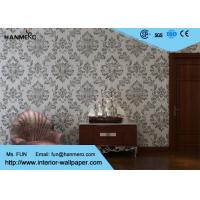 Wholesale European Style Interior Decorating Wallpaper For Home / Office , ISO SGS Listed from china suppliers