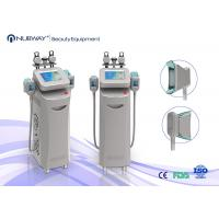 Wholesale Vertical Cavitation RF Cryolipolysis Slimming Machine With 5 Handles from china suppliers