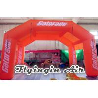 Wholesale Inflatable Frame Tent, Inflatable Stage Cover, Inflatable Tunnel from china suppliers