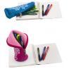 Buy cheap Multi-purpose High Density Foam Zipped Pouch Lightweight Travel Bags,Neoprene Pencil Case from wholesalers