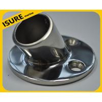 Wholesale Boat Hand Rail Fitting-30 Degree Round Base,Marine Stainless Steel from china suppliers