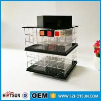 Wholesale Acrylic Lipstick Holder, Hot selling Acrylic Counter Display Stand from china suppliers