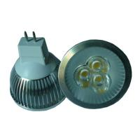 Wholesale GU10 LED spotlight MR16 height 55-60mm Aluminum housing 4W from china suppliers