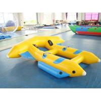Wholesale Cool Inflatable Toy Boat , Water Game PVC Tarpaulin Inflatable Water Flying Fish from china suppliers