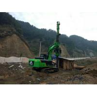Wholesale Rotary Bored Hole Pile Equipment , Hydraulic Piling Rig Max Pile Diameter 1200mm from china suppliers